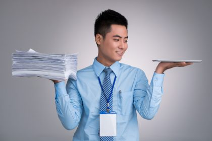 e-文書法・電子帳簿保存法とは?