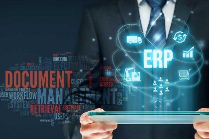 人事業務における情報管理の課題 ~ERPとECMの連携でセキュアかつ効率的な管理を実現